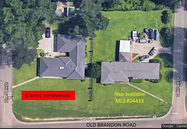 2305 Old Brandon Rd, Pearl, MS 39208 (MLS #318937) :: RE/MAX Alliance