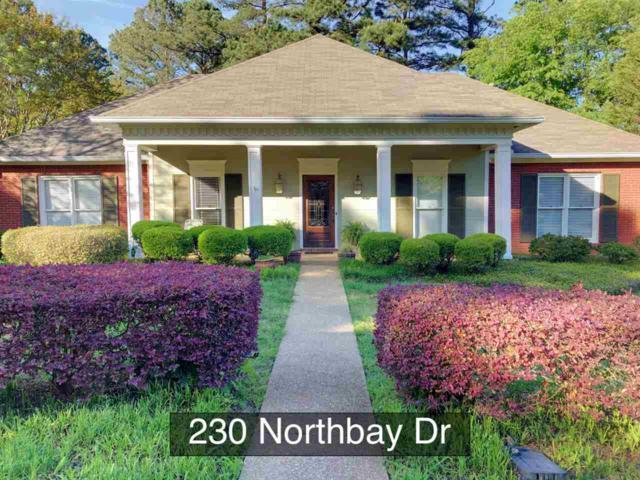 230 Northbay Dr, Madison, MS 39110 (MLS #318988) :: RE/MAX Alliance