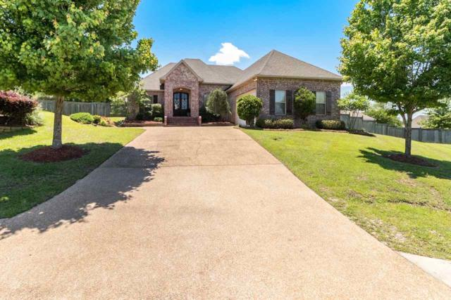 805 Vintage Pte, Brandon, MS 39042 (MLS #319944) :: RE/MAX Alliance
