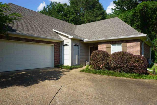 124 Cowles Creek Rd, Clinton, MS 39056 (MLS #320019) :: RE/MAX Alliance