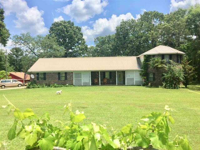 4096 County Line Rd, Carthage, MS 39051 (MLS #320104) :: RE/MAX Alliance