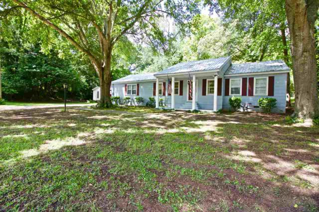 747 Highland Dr, Yazoo City, MS 39194 (MLS #320128) :: RE/MAX Alliance