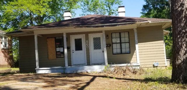 860 Madison St, Jackson, MS 39202 (MLS #320734) :: Mississippi United Realty