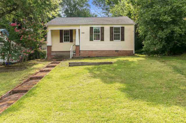 1046 Whitworth St, Jackson, MS 39202 (MLS #321286) :: RE/MAX Alliance