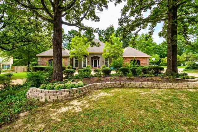713 Country Place Dr, Pearl, MS 39208 (MLS #321548) :: RE/MAX Alliance