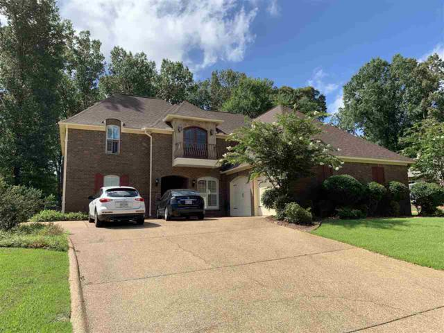 110 Bentwood Dr, Clinton, MS 39056 (MLS #321971) :: RE/MAX Alliance