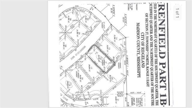 0 Wrenfield Way, Ridgeland, MS 39157 (MLS #322025) :: RE/MAX Alliance