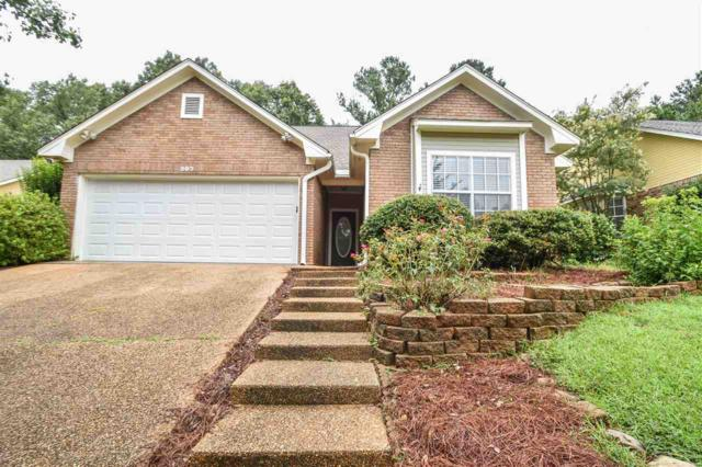207 Huntington Hill Dr, Clinton, MS 39056 (MLS #322117) :: RE/MAX Alliance