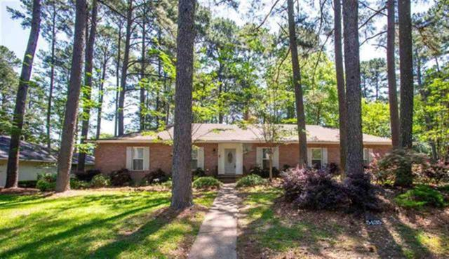 5435 Briarfield Rd, Jackson, MS 39211 (MLS #322443) :: RE/MAX Alliance