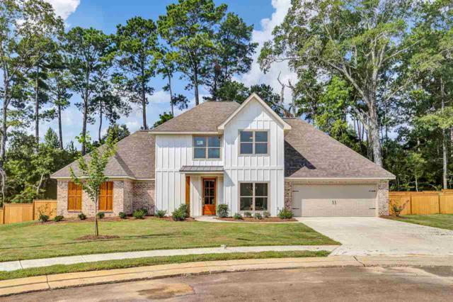 124 Sylvia's Place, Brandon, MS 39042 (MLS #322812) :: RE/MAX Alliance