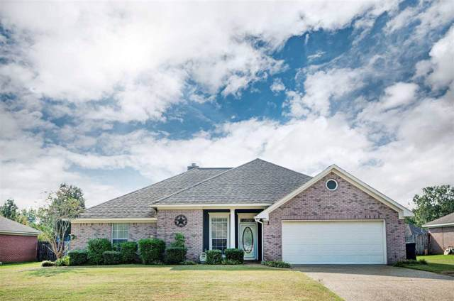 314 Big Oak Dr, Florence, MS 39073 (MLS #323850) :: RE/MAX Alliance