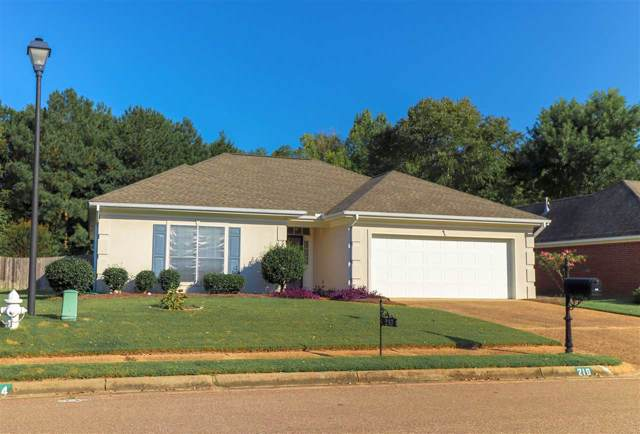 210 Garden Dr, Brandon, MS 39042 (MLS #323912) :: RE/MAX Alliance
