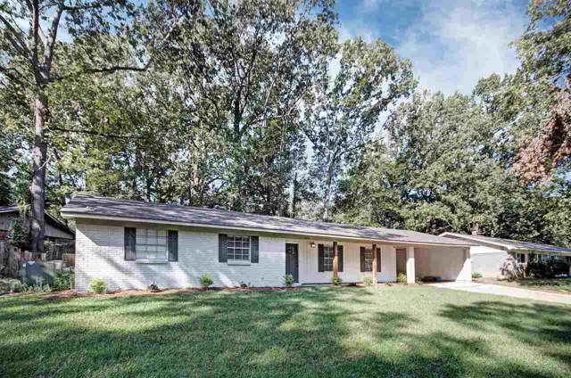 1016 Tanglewood Dr, Clinton, MS 39056 (MLS #323994) :: RE/MAX Alliance