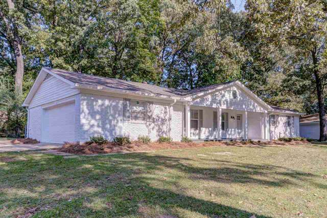 1019 Tanglewood Dr, Clinton, MS 39056 (MLS #324061) :: RE/MAX Alliance
