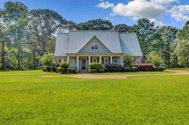 243 Blair Rd, Magee, MS 39111 (MLS #324173) :: RE/MAX Alliance