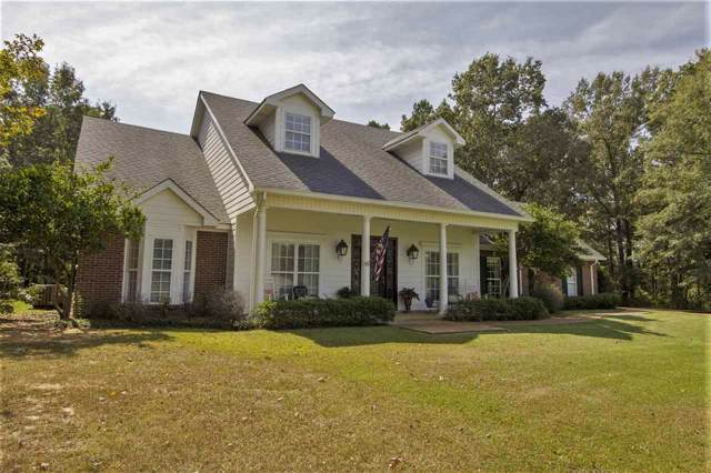 111 Oak View Dr, Terry, MS 39170 (MLS #324199) :: RE/MAX Alliance