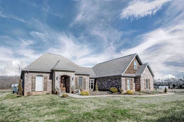 1117 SE 3RD ST, Magee, MS 39111 (MLS #324204) :: Exit Southern Realty