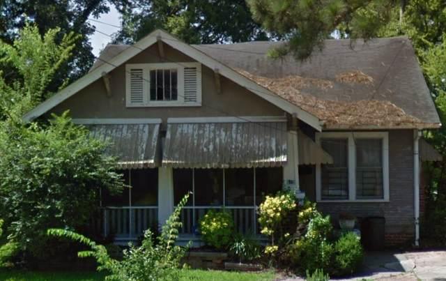 619 Maple St, Jackson, MS 39203 (MLS #324343) :: RE/MAX Alliance