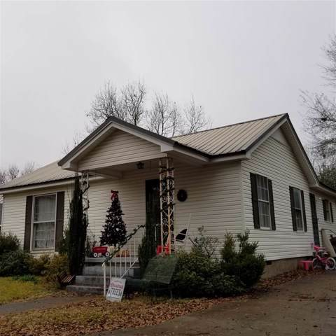 32 Fly St, Coffeeville, MS 38922 (MLS #324445) :: Mississippi United Realty