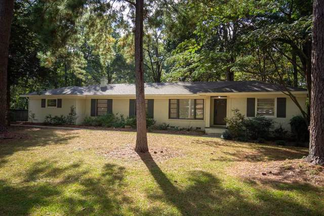 4215 Brussels Dr, Jackson, MS 39211 (MLS #324543) :: Three Rivers Real Estate