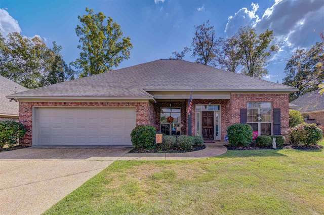 125 Rockbridge Cir, Clinton, MS 39056 (MLS #324609) :: Mississippi United Realty