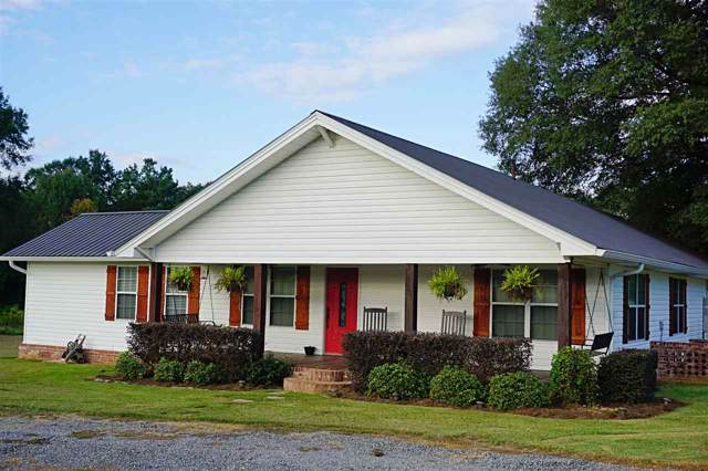 187 Barnes Rd, Carthage, MS 39051 (MLS #324719) :: RE/MAX Alliance