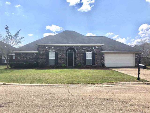805 Cotton Ridge Dr, Pearl, MS 39208 (MLS #324764) :: Mississippi United Realty