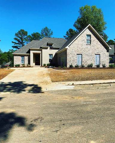 110 Pine Ridge Dr, Canton, MS 39046 (MLS #324804) :: Mississippi United Realty