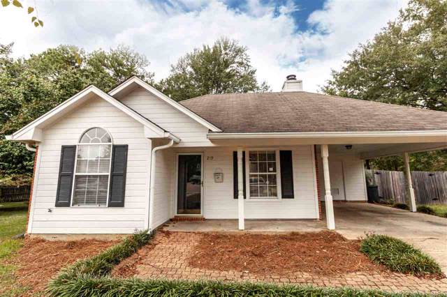 219 Falcon Cv, Brandon, MS 39047 (MLS #324809) :: RE/MAX Alliance