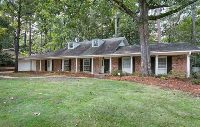 4911 Shadowwood Dr, Jackson, MS 39211 (MLS #324989) :: RE/MAX Alliance