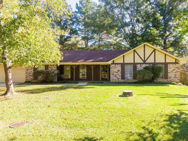 212 Willow Brook Dr, Clinton, MS 39056 (MLS #325505) :: RE/MAX Alliance
