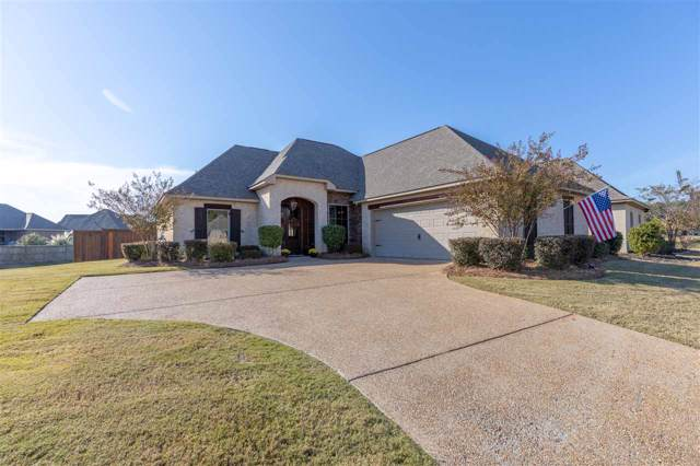 177 Amethyst Dr, Brandon, MS 39047 (MLS #325540) :: RE/MAX Alliance