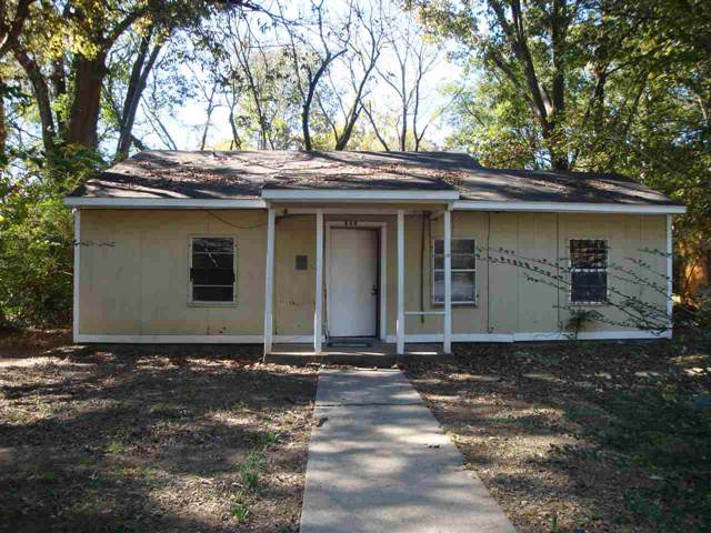 215 Sanford St, Jackson, MS 39209 (MLS #325596) :: RE/MAX Alliance