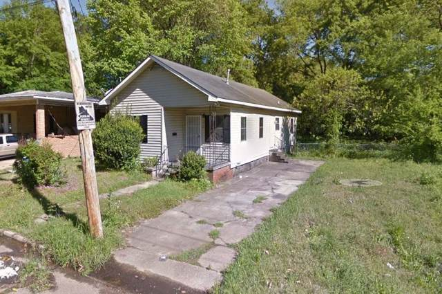 1310 Florence Ave, Jackson, MS 39204 (MLS #325655) :: RE/MAX Alliance
