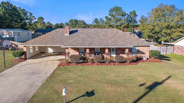 1105 SE Fourth St, Magee, MS 39111 (MLS #325697) :: RE/MAX Alliance