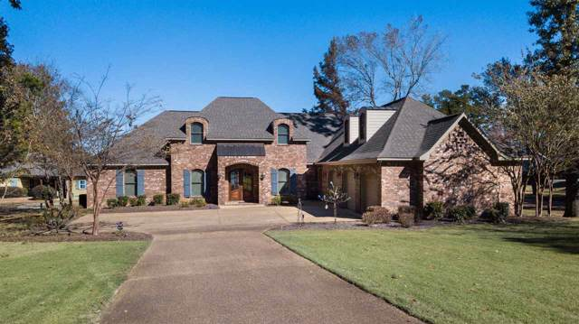 98 Talbot Ct, Madison, MS 39110 (MLS #325785) :: List For Less MS