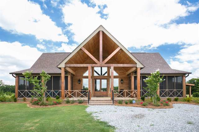 5444 Campbell Rd, Benton, MS 39039 (MLS #325802) :: RE/MAX Alliance