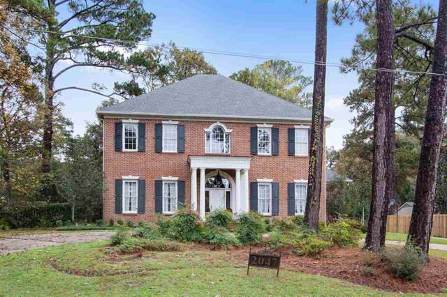 2047 Culleywood Rd, Jackson, MS 39211 (MLS #325816) :: Mississippi United Realty