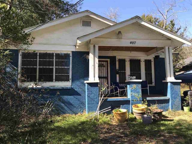 407 S Prentiss St, Jackson, MS 39209 (MLS #325863) :: RE/MAX Alliance