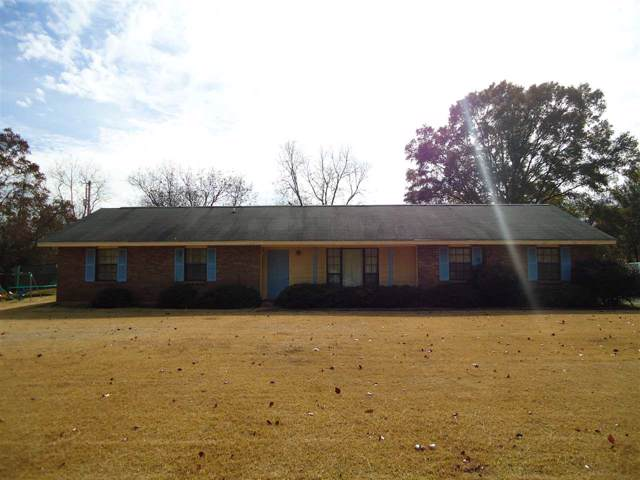 210 Phyllis Ann Dr, Crystal Springs, MS 39059 (MLS #325881) :: RE/MAX Alliance