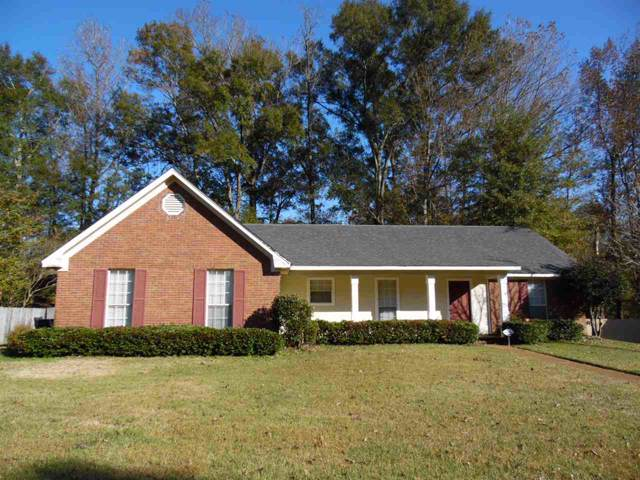 913 Mountain Crest Dr, Byram, MS 39272 (MLS #325901) :: RE/MAX Alliance