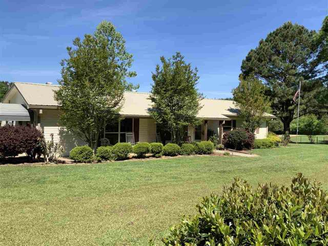 1108 Dry Creek Rd, Magee, MS 39111 (MLS #326053) :: RE/MAX Alliance