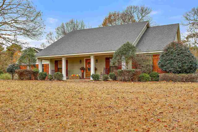 318 Boxx Rd, Mt. Olive, MS 39119 (MLS #326055) :: RE/MAX Alliance
