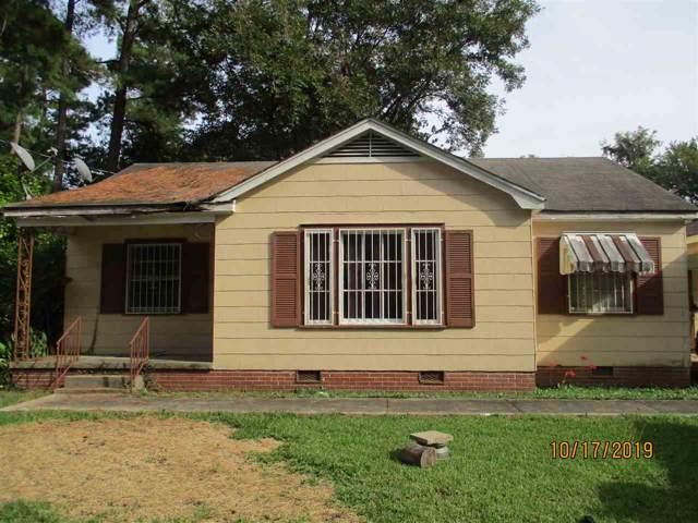 1532 Jackson Ave, Yazoo City, MS 39194 (MLS #326101) :: RE/MAX Alliance