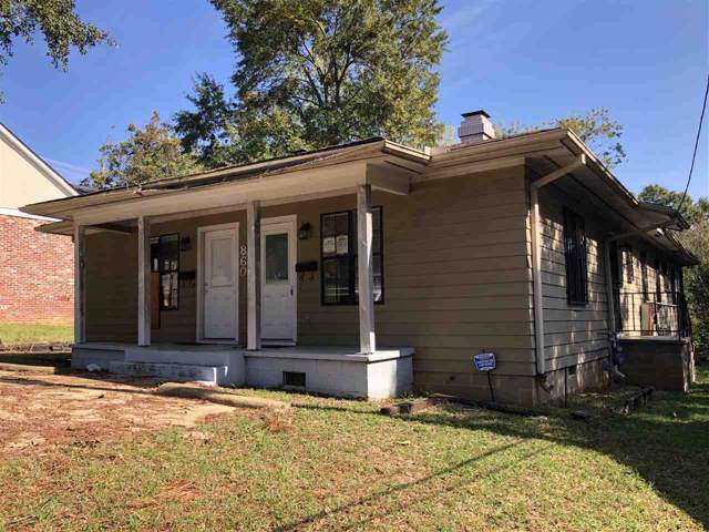 860 Madison St, Jackson, MS 39202 (MLS #326142) :: RE/MAX Alliance