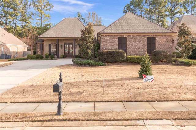 105 Bella Vista Dr, Brandon, MS 39042 (MLS #326145) :: RE/MAX Alliance