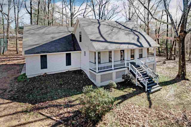 2389 N Midway Rd, Clinton, MS 39056 (MLS #326350) :: RE/MAX Alliance
