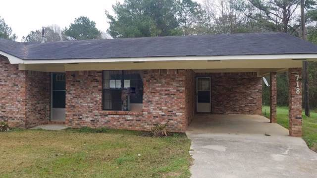 718 N Pilate Ave, Newton, MS 39345 (MLS #326456) :: RE/MAX Alliance