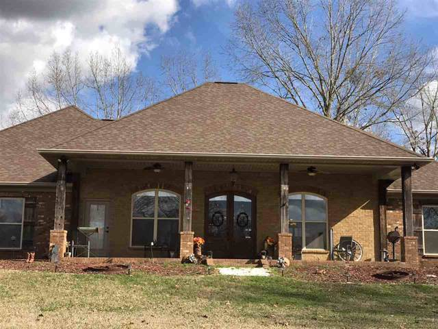 316 Lakeover Pl, Terry, MS 39170 (MLS #326738) :: RE/MAX Alliance