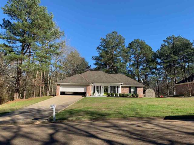 23 SE Circle Dr, Magee, MS 39111 (MLS #326764) :: RE/MAX Alliance